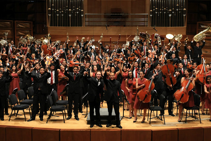Orquesta Sinfónica Juvenil de Caracas
