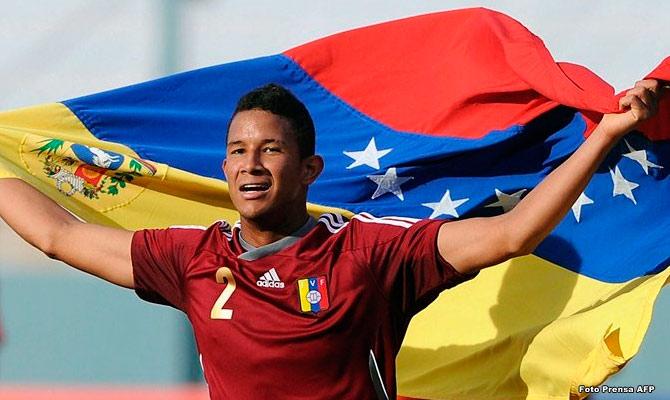 Foto Prensa AFP (Web de la FVF)