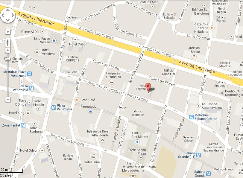 IUGT   Google Maps