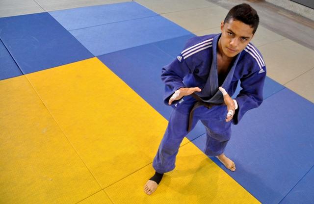 El judoca Luis González (18 años y 7 meses) es el representante de mayor edad en la delegación criolla